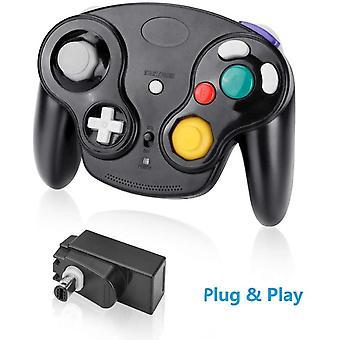 Laelr Wireless Controller for Nintendo Switch Gamecube Gamepad Controller Dual Motor Vibration Mini