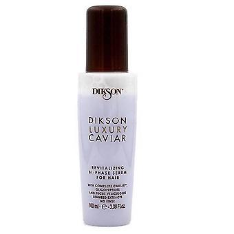 Dikson Luxury Kaviar Biphasic vitaliserande hårserum 100 ml