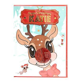 Historia i heraldyka Pre-spersonalizowane Kartki świąteczne dla Katie