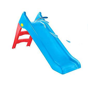 Mochtoys kinderglijbaan 12166, waterglijbaan, weerbestendig, 140 cm schuiflengte