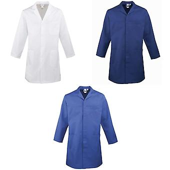 Premier Unisex Lab Coat / Workwear (Pack of 2)