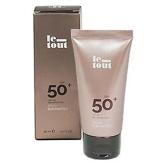 Le-Tout Sun Protect Facial Spf50+ 200 ml