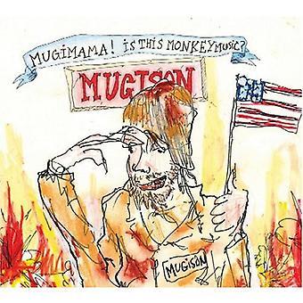 Mugison - Mugimama Is This Monkey Music? [CD] USA import