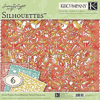 K & Co - Susan Winget Nature Silhouettes Pack