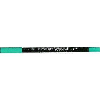Uchida Le Plume II Penna - Ljusgrön