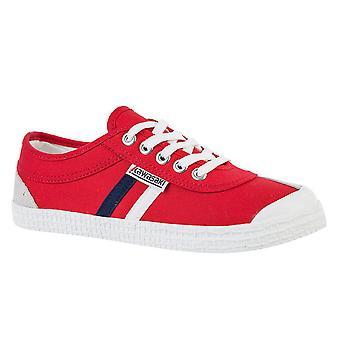 KAWASAKI FOOTWEAR - Retro canvas shoe - fiery red - men's footwear