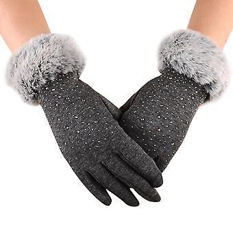 Fashion Women Lady Gloves