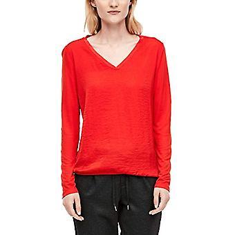 s.Oliver 14.909.31.5349 تي شيرت، أحمر (أحمر 3071)، 50 (حجم الشركة المصنعة:44) امرأة