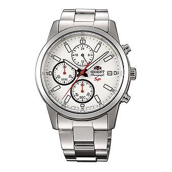 Orient Sporty FKU00003W0 Herrenuhr Chronograph