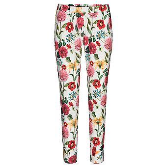 Rösch Vær lykkelig! 1212014-11795 Kvinners Blomst Bomull Pyjamas Bukse