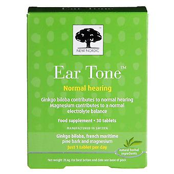 New Nordic Ear Tone, 30 Tablets