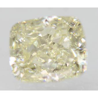 Sertifioitu 0,82 Karat J Väri VVS1 Tyyny Natural Loose Diamond 5.46x4.72mm