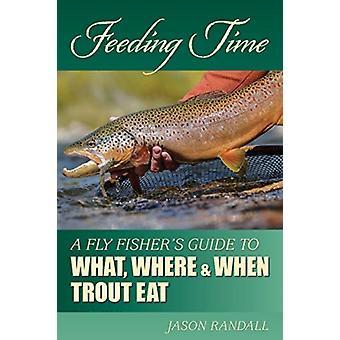 Feeding Time by Jason Randall