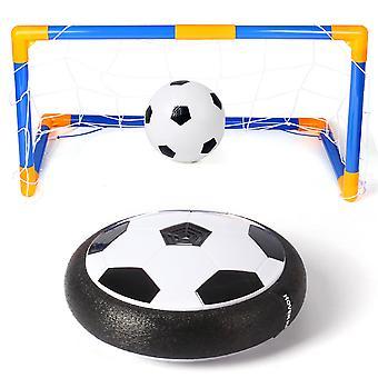 Air Hover Soccer Ball Football Jouet Lévitation Suspendre Soccer Ball Jouets enfants jeux de sport en plein air Mousse flottante Football avec LED