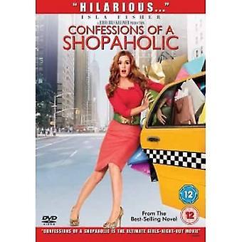 Confesiones de un DVD adicto a las compras