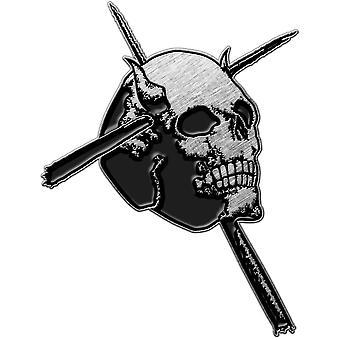 Candlemass - Kull Pin Badge