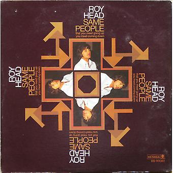 Roy Head - Samma människor Vinyl