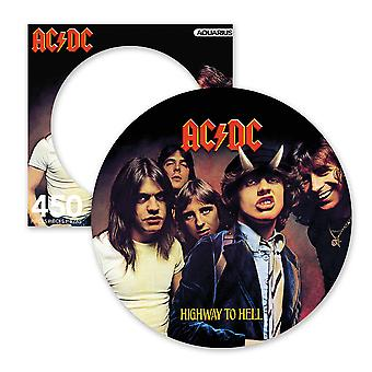 Vesimies AC/DC Highway To Hell Picture Disc Puzzle (450kpl)