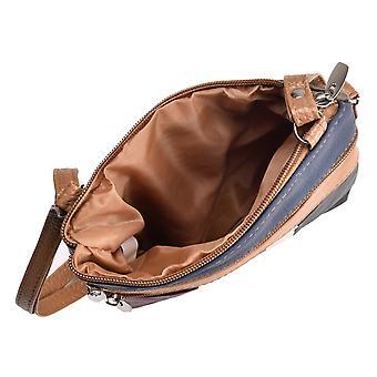 Damer Små Läder Cross Body Handväska