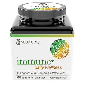 Youtheory Immune Daily Wellness, 60 Veg Caps