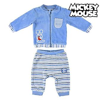 Vauvan verryttelypuku Mikki Hiiri 74625 Sininen