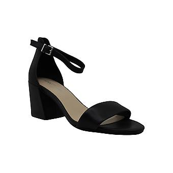 Kenneth Cole New York Womens HATTIE Suede Open Toe Casual Platform Sandals