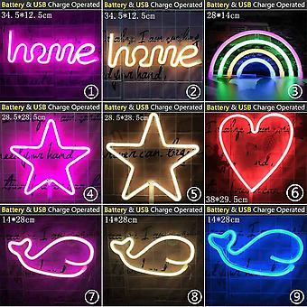 Bec de neon & tube