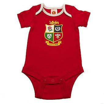 Body baby british & irish lions (confezione da 2)