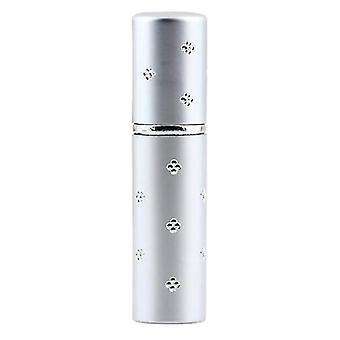 Perfume container, 5 ml-Silver