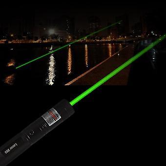 Potężny Sd303 Regulowany Focus 532nm Zielony wskaźnik laserowy Światło Nowe