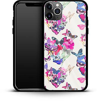 Butterfly Love durch abtässige Designs Luxus Handyhülle Apple iPhone 11 Pro Max