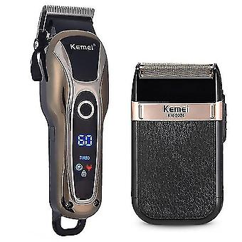 Hair clippers trimmers professional barber hair clipper usb electric hair trimmer t-outliner cutting beard trimmer shaver