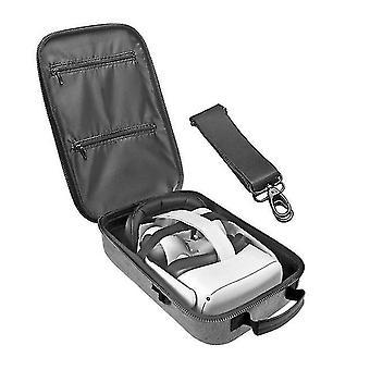 Caixa de proteção da bolsa de proteção de bolsa de proteção de bolsa de proteção hard eva carregando caixa de transporte para -oculus quest 2 vidro vr