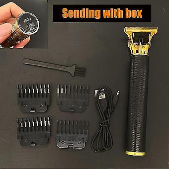Miesten &#39 parturi hiustenleikkuri hiustenleikkuu kone parta trimmeri parranajokone