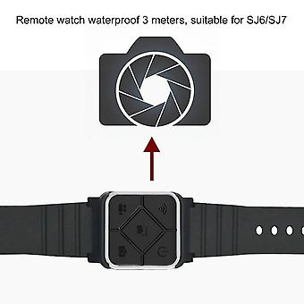 Sjcam Waterproof Remote Control Wifi Wrist Watch For M20 Sj6 Sj7 Sports Camera