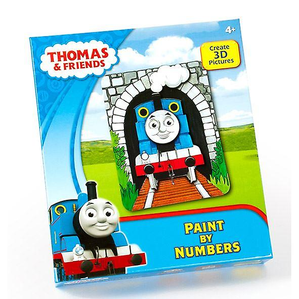 PaintingDISCONTINUED  By Numbers Thomas & Friends 4+ from Paul Lamond