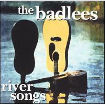 Badlees - Fluss Songs [CD] USA importieren