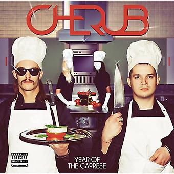 Cherub - Year of the Caprese [CD] USA import