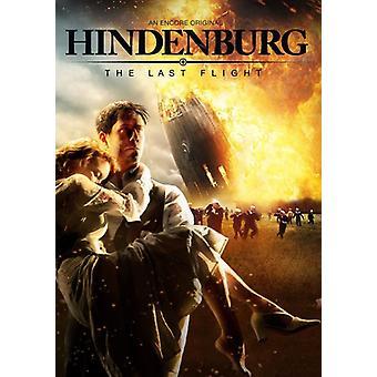 Hindenburg [DVD] USA import
