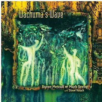 Metcalf/Seelig/Roach - Wachuma's Wave [CD] USA import