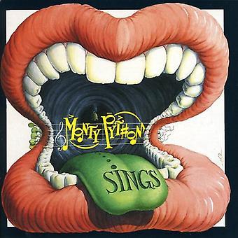 Monty Python - Monty Python Sings [CD] USA import
