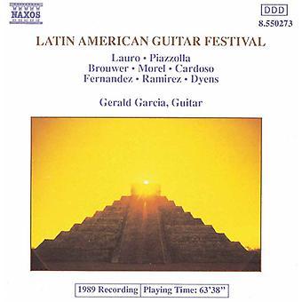 Gerald Garcia - Latijns-Amerikaanse GitaarFestival [CD] USA import