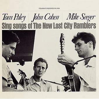 新しい失われた都市ブラブラ歩く人 - トム ペイリー ジョン ・ コーエン ・ マイク ・ シーガーを歌う曲の T [CD] USA 輸入