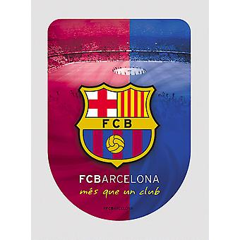 Barcelona 3D Sticker Large