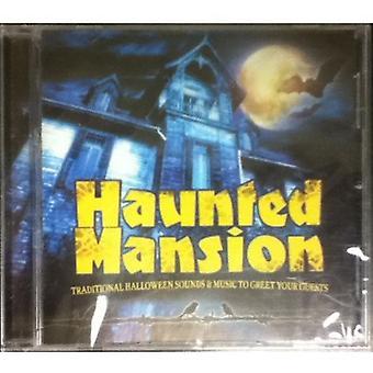 Tom Hambleton - Haunted Mansion [CD] USA import