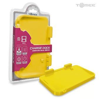 Nintendo 3DS XL batterij oplaadstation Dock Cradle - geel door Tomee
