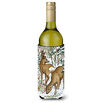 Corça Europeu Ocidental corça vinho garrafa bebida isolador Hugger