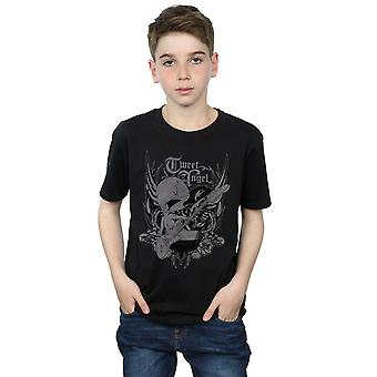 Looney Tunes niños Tweety Pie roca t-shirt