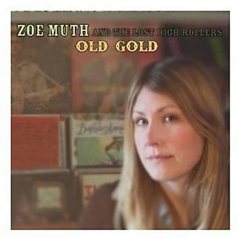 Zoe Muth & Lost High Rollers - Old Gold (EP) [CD] USA import