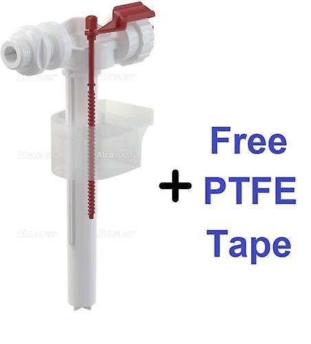 WC Toilet Float Valve - Side Inlet - 1/2'' Pipe Thread - Cistern valve